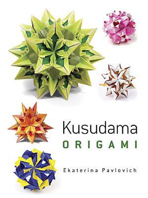 Kusudama Origami By Pavlovich, Ekaterina